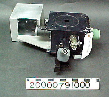 Photoelectric Photometer Head, 1.3-m Telescope, Kitt Peak Observatory,Photoelectric Photometer Head, 1.3-m Telescope, Kitt Peak Observatory