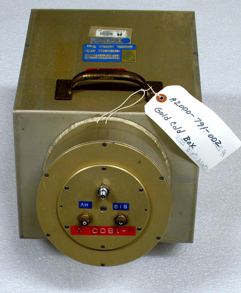 "Photoelectric Photometer, ""Oke Box"", Kitt Peak National Observatory"