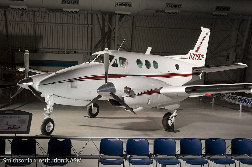 Beechcraft King Air 65-90