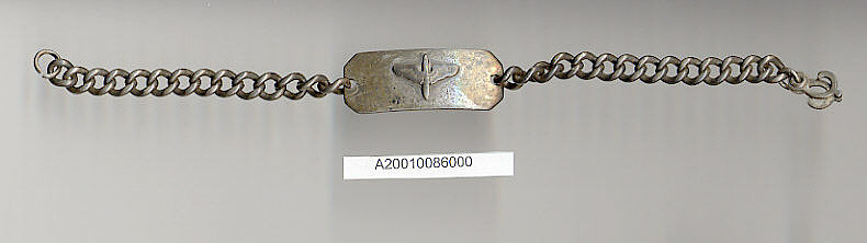Bracelet, Sweetheart, United States Army Air Forces