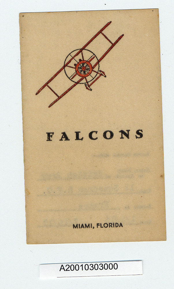 Card, Membership, Falcons