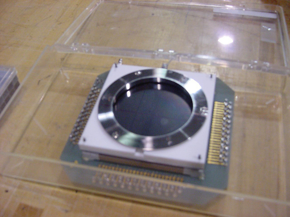 Detector, AXAF, Microchannel Plate