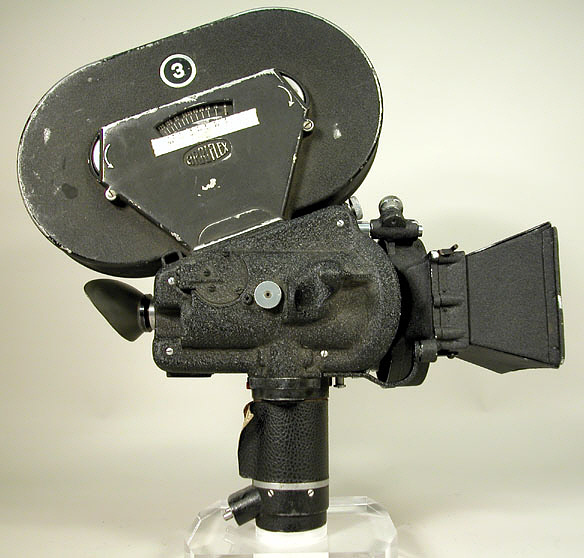 Camera, Motion Picture, Arriflex IIB, 35mm,Camera, Motion Picture, Arriflex IIB, 35mm