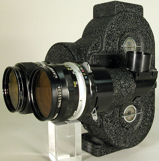 Camera, Motion Picture, Bell & Howell 35mm,Camera, Motion Picture, Bell & Howell 35mm