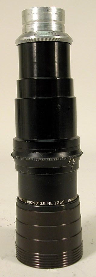 Lens, Camera, Motion Picture, Ilex Seminat, 6in,Lens, Camera, Motion Picture, Ilex Seminat, 6in