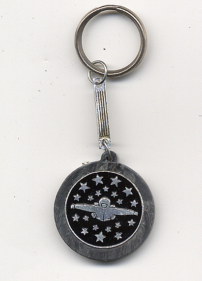 Keychain, First Space Walk, 1965