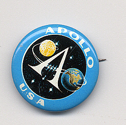 Pin, Apollo,Pin, Apollo