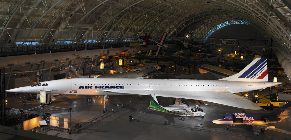 Concorde, Fox Alpha, Air France
