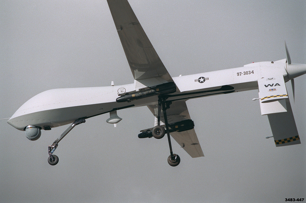 General Atomics Aeronautical Systems, Inc., MQ-1L Predator A