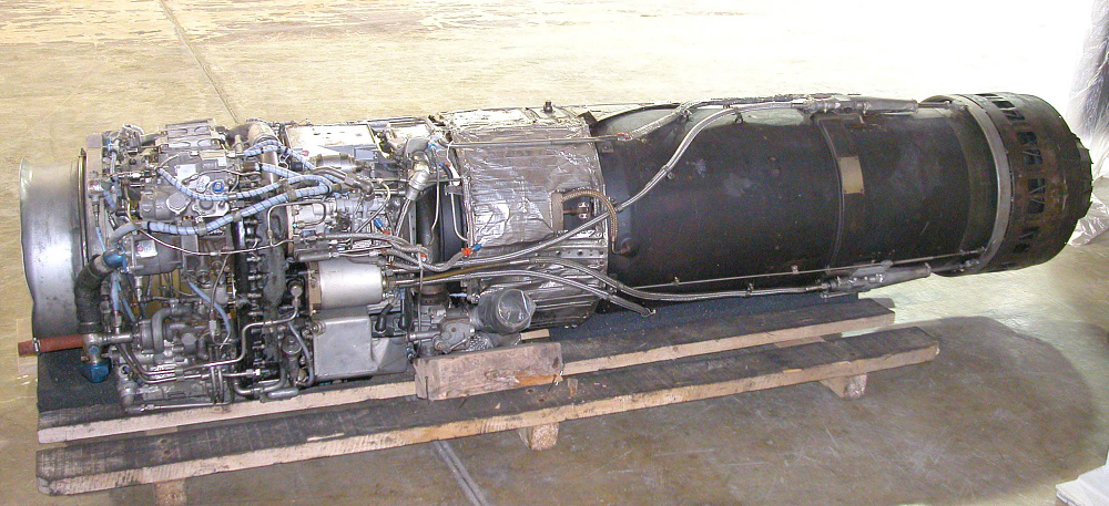 Engine GE J-85, Northrop, T-38 Talon,Engine GE J-85, Northrop, T-38 Talon