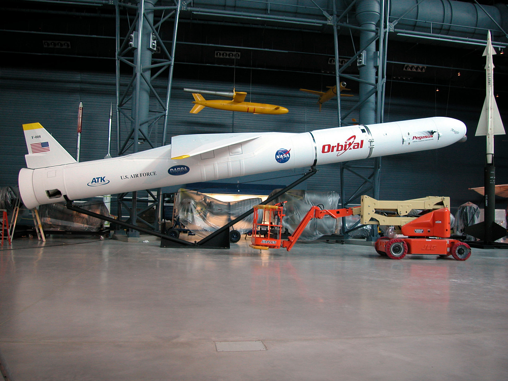 Launch Vehicle, Pegasus XL, Orbital Sciences Corporation