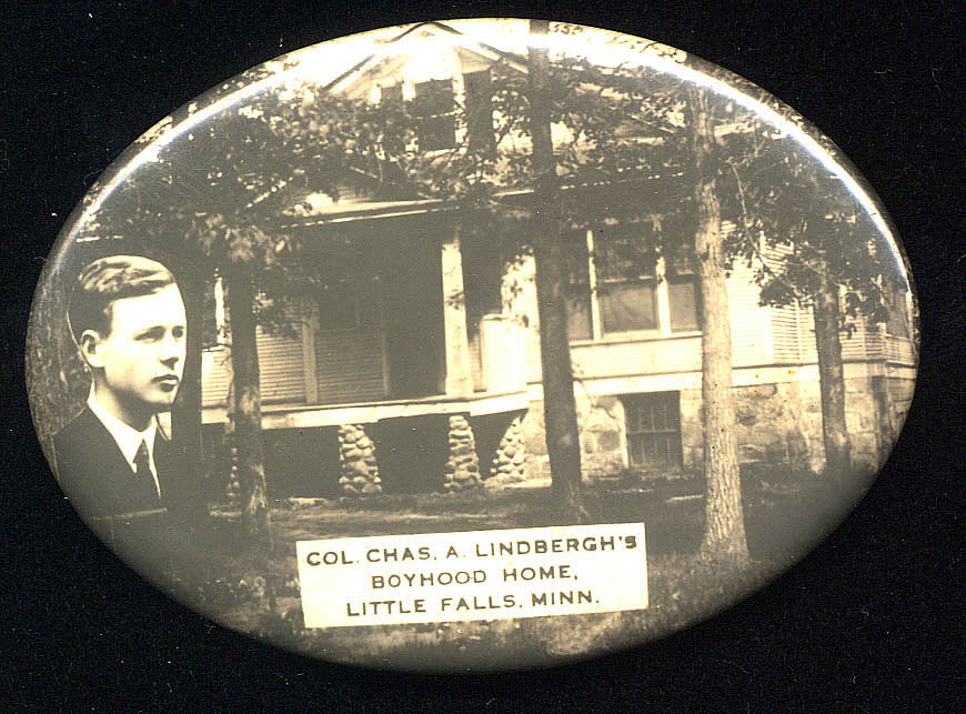 Pocket Mirror, Lindbergh, King Collection,Pocket Mirror, Lindbergh, King Collection