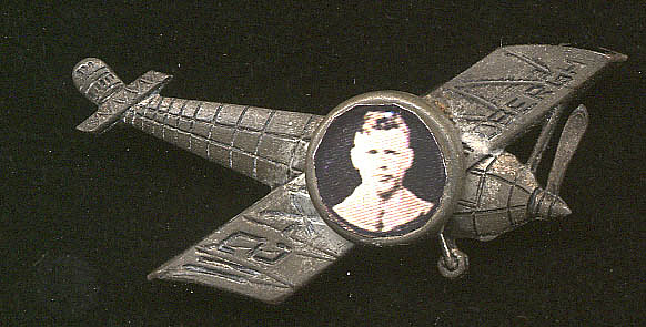 Pin, Lindbergh, King Collection,Pin, Lindbergh, King Collection