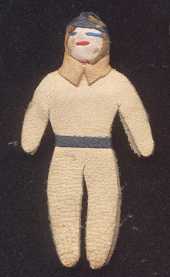 Doll, Lindbergh, King Collection