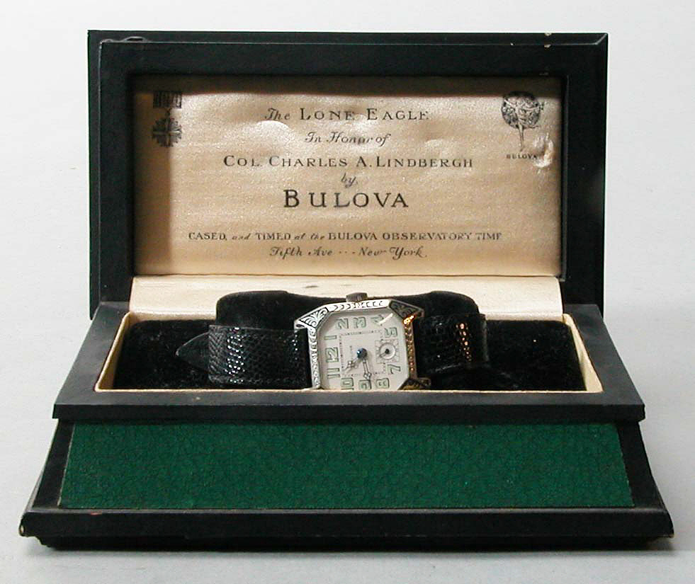 Wristwatch, Lindbergh, King Collection