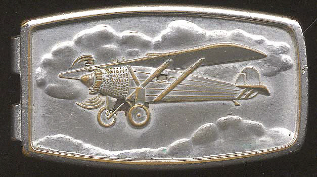 Money Clip, Lindbergh, King Collection