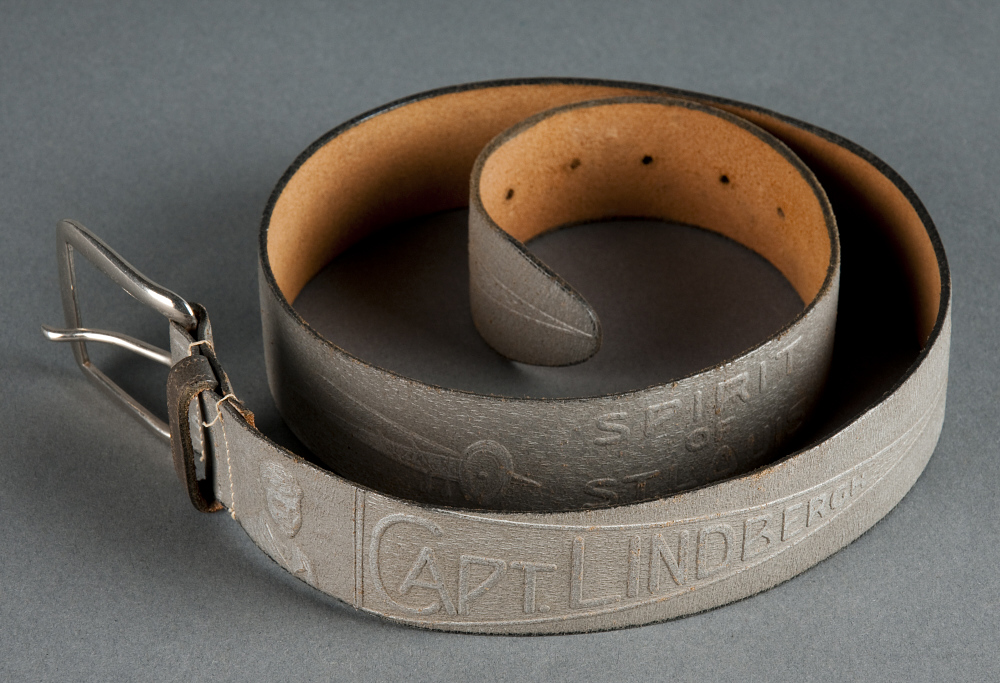 Belt, Lindbergh, King Collection