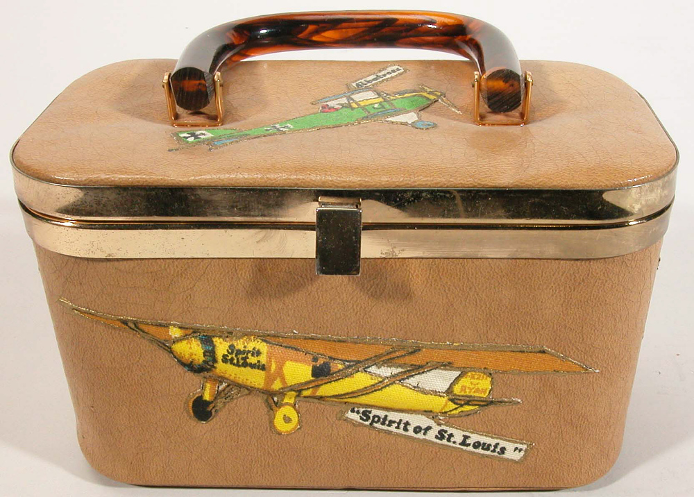 Cosmetic Case, Lindbergh, King Collection,Cosmetic Case, Lindbergh, King Collection