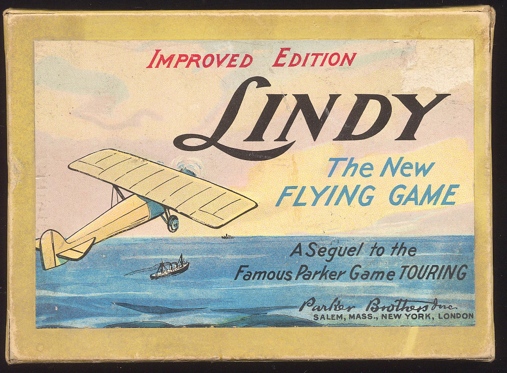 Card Game, Lindbergh, King Collection,Card Game, Lindbergh, King Collection