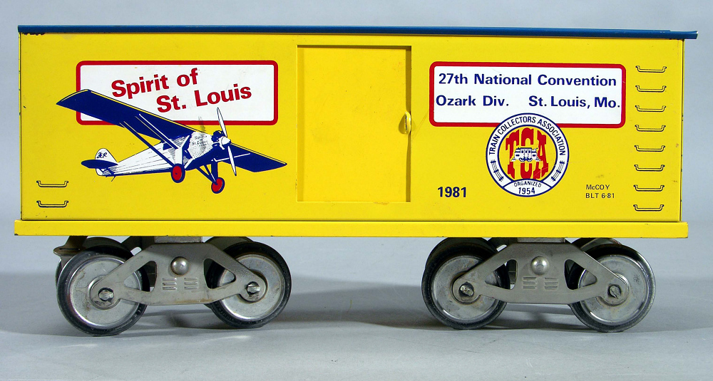 Toy, Train Car, Lindbergh, King Collection,Toy, Train Car, Lindbergh, King Collection