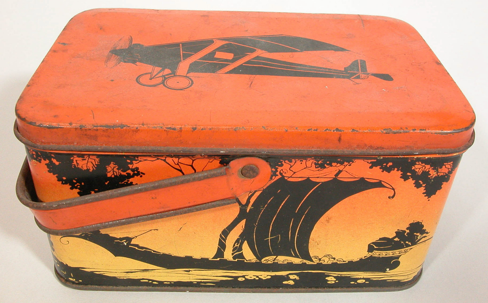 Lunchbox, Lindbergh, King Collection