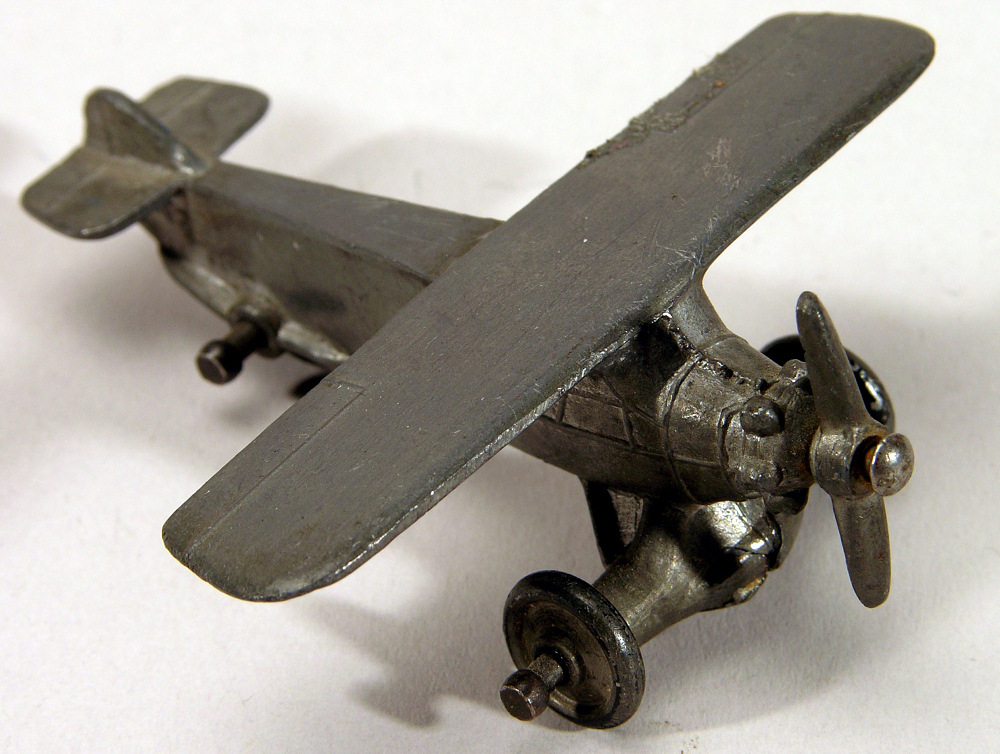 Toy, Airplane, Lindbergh, King Collection,Toy, Airplane, Lindbergh, King Collection