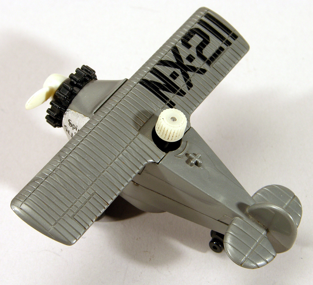 Toy, Airplane, Wind-Up, Lindbergh, King Collection,Toy, Airplane, Wind-Up, Lindbergh, King Collection
