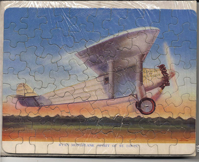Game, Puzzle, Lindbergh, King Collection