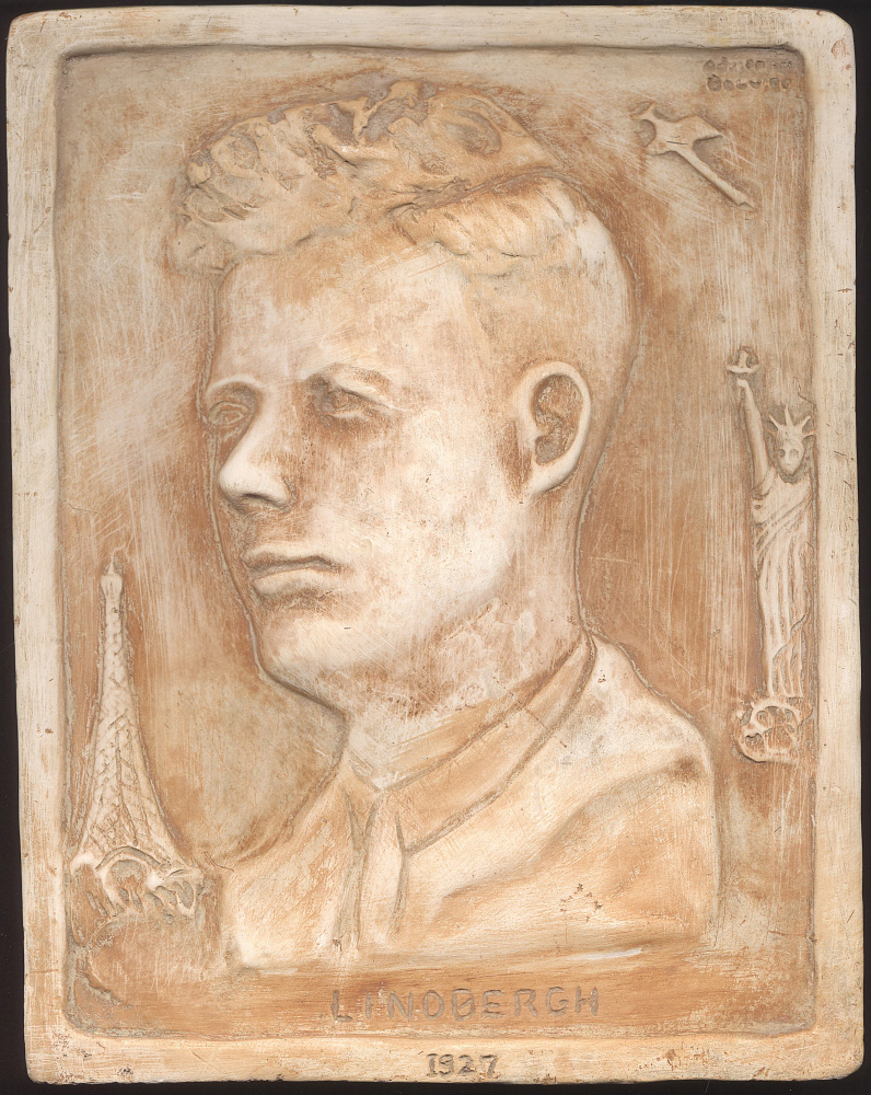 Relief, Lindbergh, King Collection