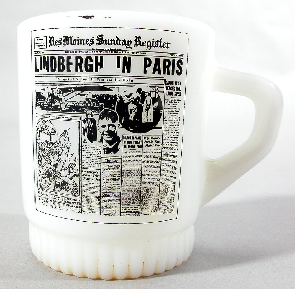 Coffee Mug, Lindbergh, King Collection,Coffee Mug, Lindbergh, King Collection