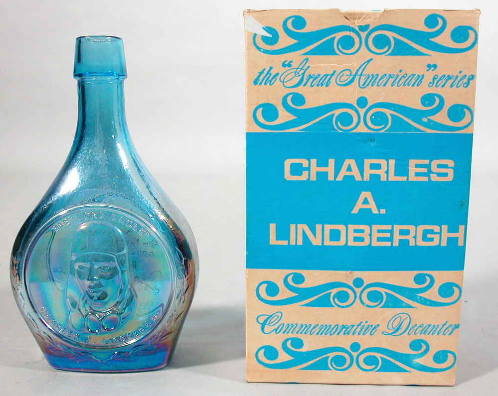 Decanter, Lindbergh, King Collection
