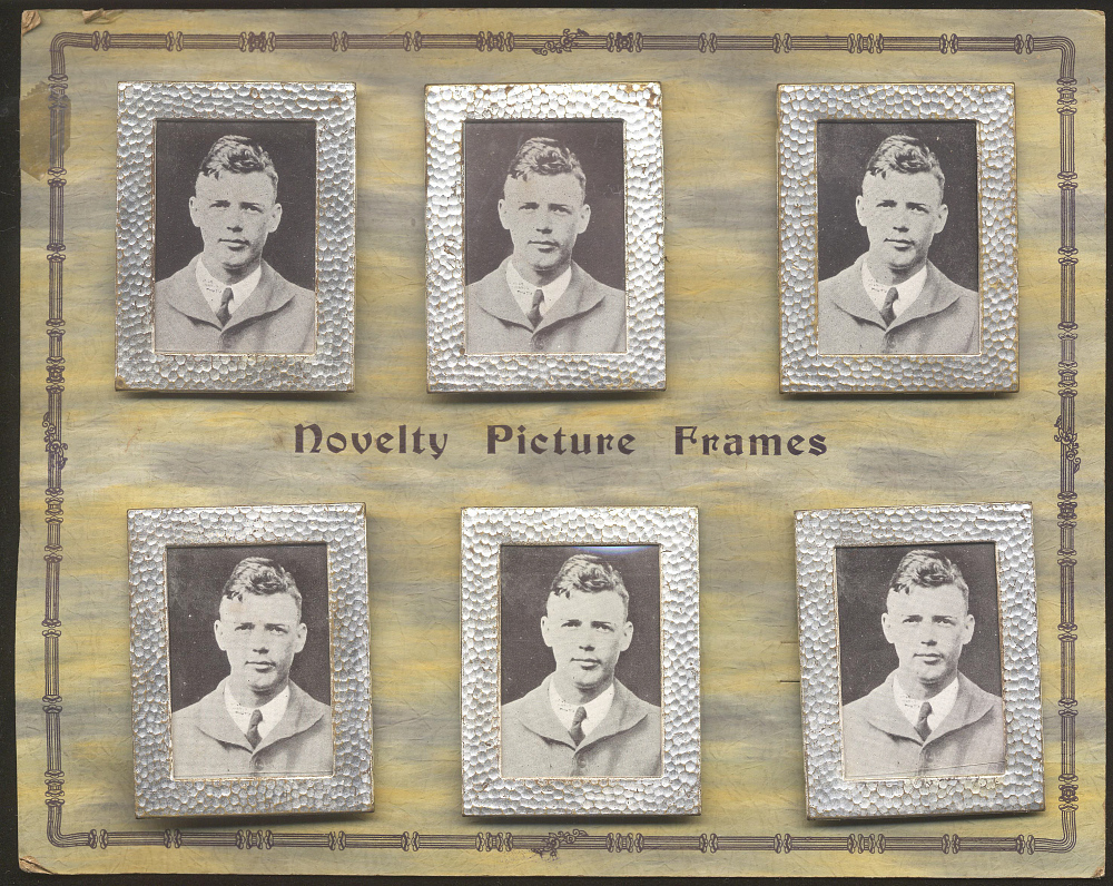 Picture Frames, Lindbergh, King Collection