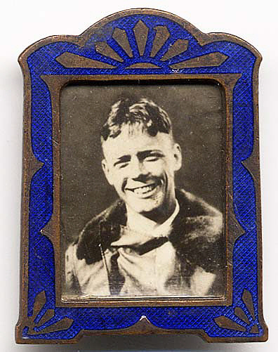 Picture Frame, Lindbergh, King Collection