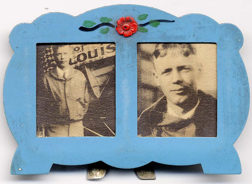 Picture Frame, Lindbergh, King Collection,Picture Frame, Lindbergh, King Collection