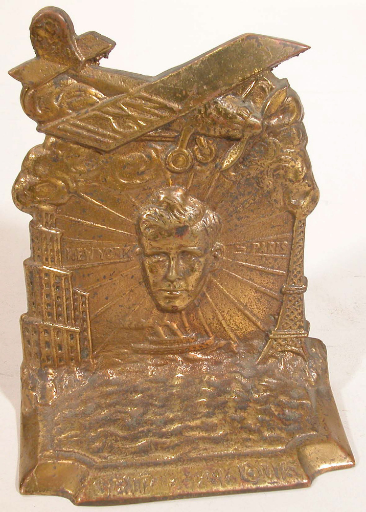Bookend, Lindbergh, King Collection