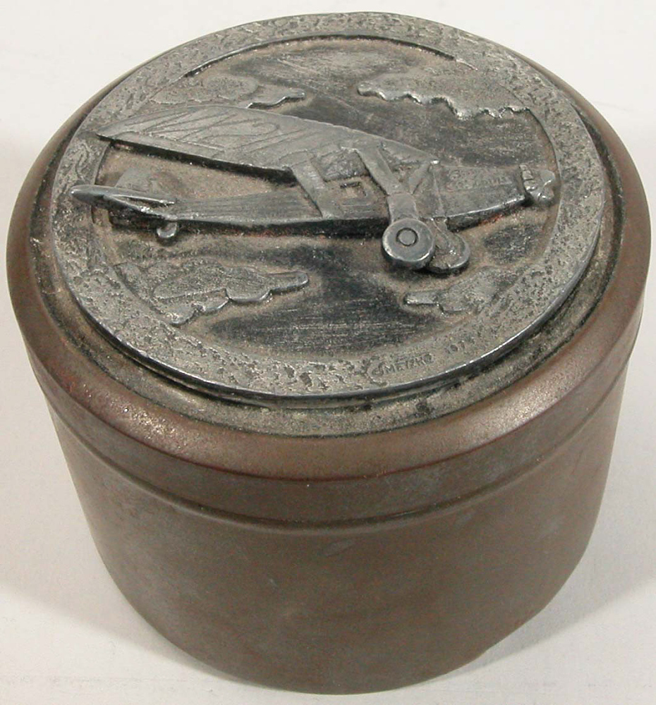 Container, Relief, Lindbergh, King Collection