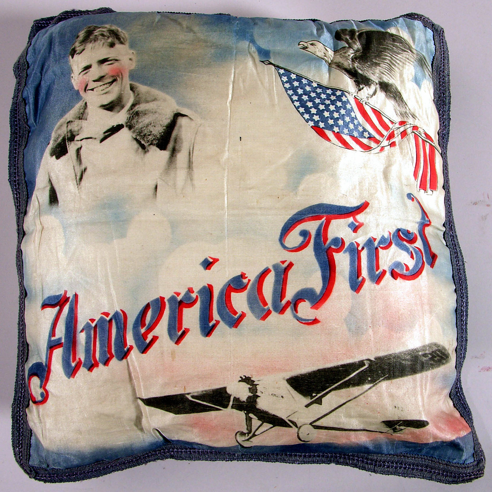 Pillow, Lindbergh, King Collection
