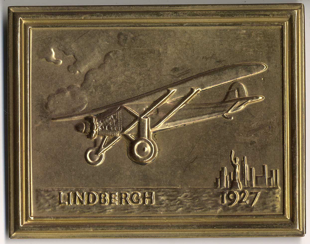 Wall Hanging, Relief, Lindbergh, King Collection,Wall Hanging, Relief, Lindbergh, King Collection