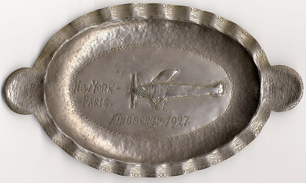 Ashtray, Lindbergh, King Collection,Ashtray, Lindbergh, King Collection