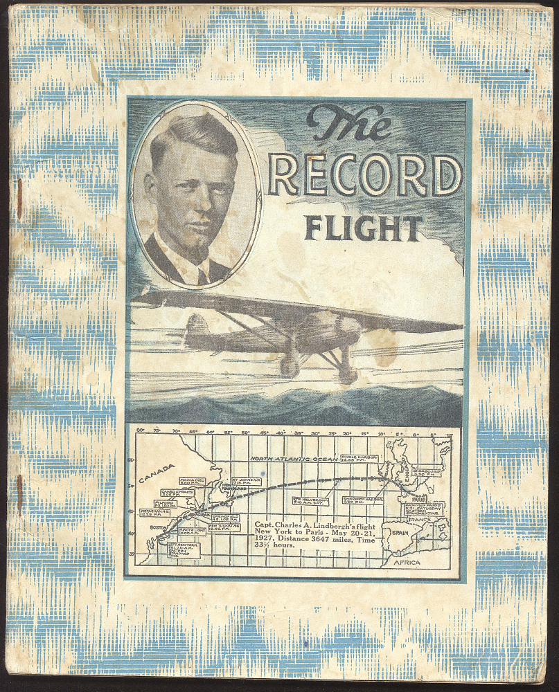 Notebook, Lindbergh, King Collection,Notebook, Lindbergh, King Collection