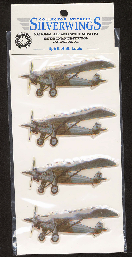 Stickers, Lindbergh, King Collection