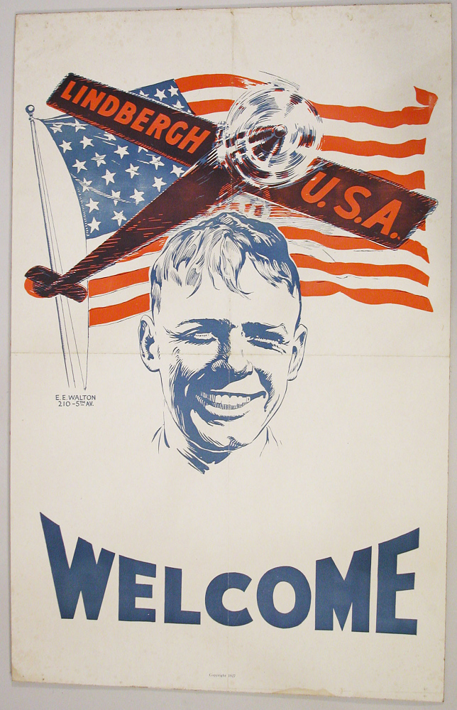 Poster, Lindbergh, King Collection,Poster, Lindbergh, King Collection