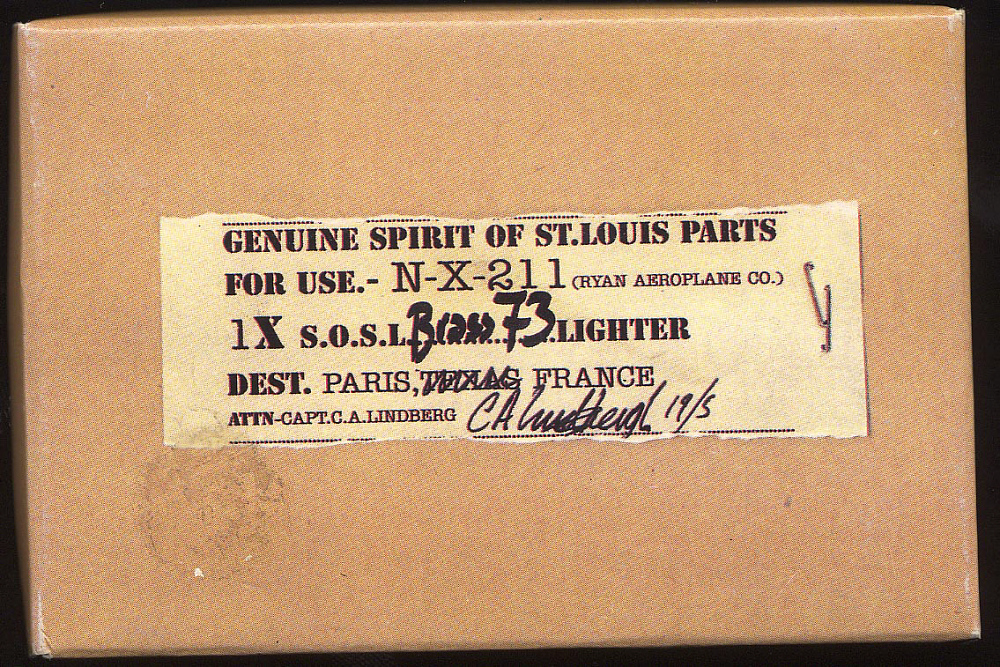 Lighter Box, Lindbergh, King Collection,Lighter Box, Lindbergh, King Collection