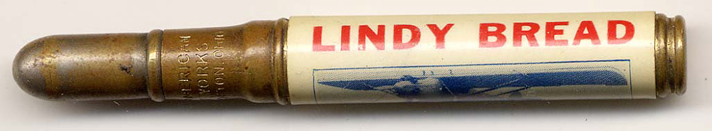Pencil, Advertisement, Lindbergh, King Collection