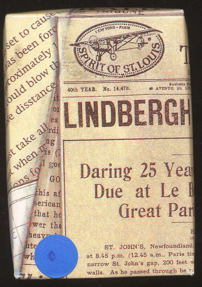 Lighter Box, Lindbergh, King Collection