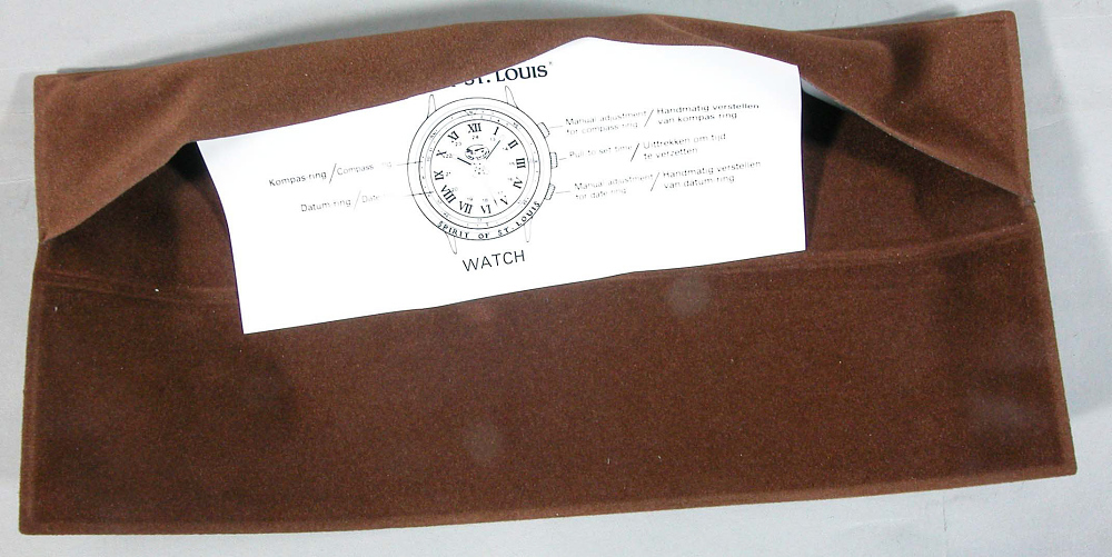 Pouch, Watch Box, Lindbergh, King Collection