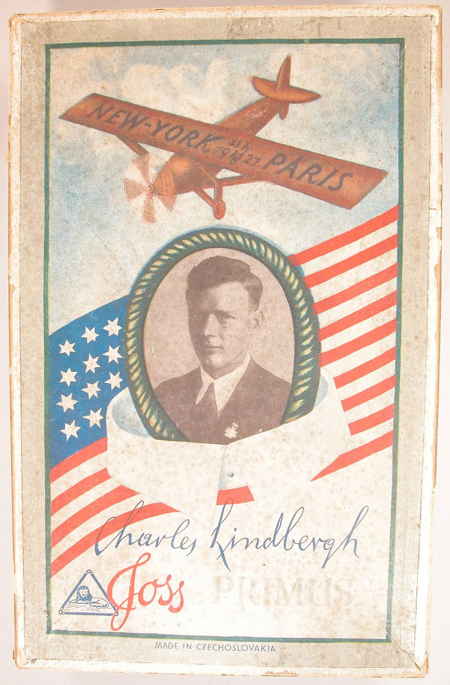 Box, Lindbergh, King Collection