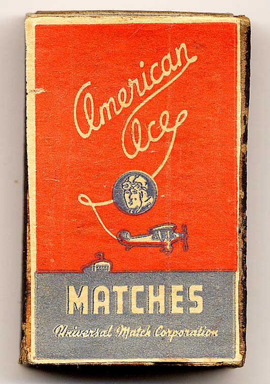 Matches, Lindbergh, King Collection