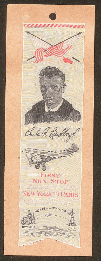 Fabric Ribbon, Lindbergh, King Collection