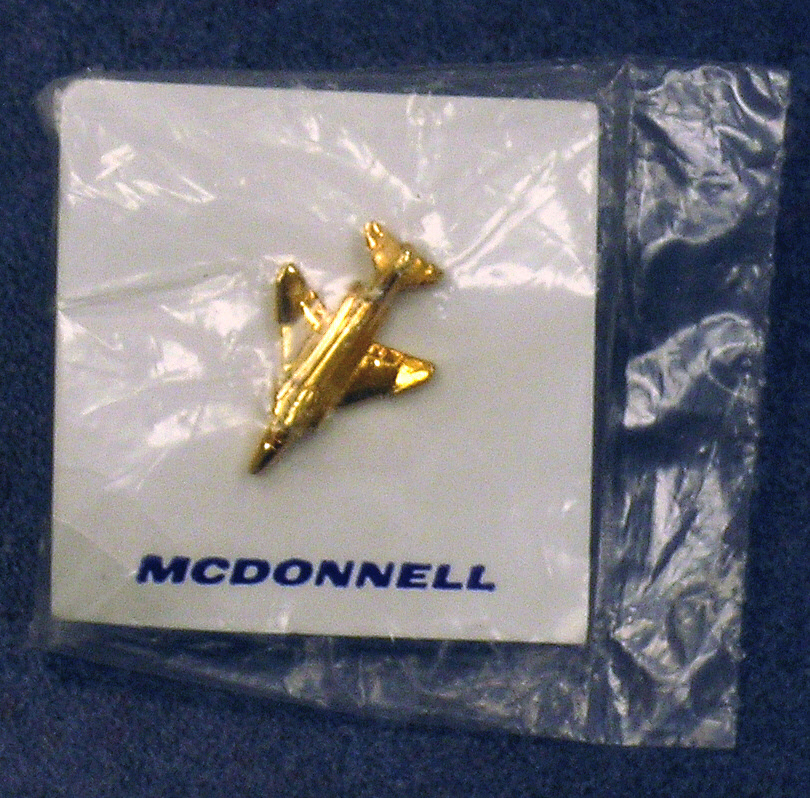 Pin, McDonnell Aircraft, F-4 Phantom II,Pin, McDonnell Aircraft, F-4 Phantom II